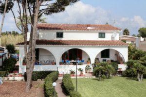 villa vacanze sul mare