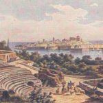 siracusa vista dal teatro greco