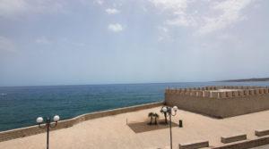 Ortigia Forte Vigliena apartment beachfront